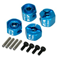 EAGLE RACING TT02 WHEEL ADAPTOR 7 & 10MM