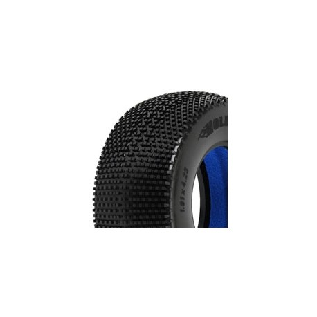PROLINE 'HOLESHOT 2.0' SC M3 TYRES W/CLOSED CELL INSERTS