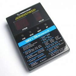HOBBYWING LED PROGRAM CARD