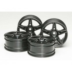 TAMIYA FXX DISH WHEELS 4PCS