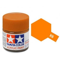 TAMIYA X6 NARANJA BRILLANTE