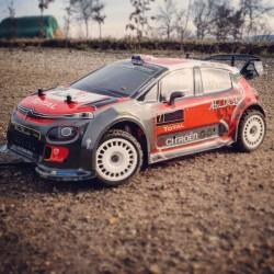 MONKY CITROEN C3 WRC