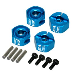 EAGLE RACING TT02 WHEEL ADAPTOR 7MM