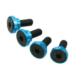 SERVO SCREW 4.3MM HOLE WITH AL WASHER (LBL)