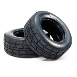 TAMIYA ON ROAD RACING TRUCK TIRES (2PCS.)