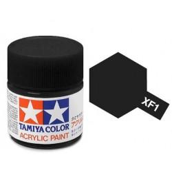 TAMIYA XF1 NEGRO MATE