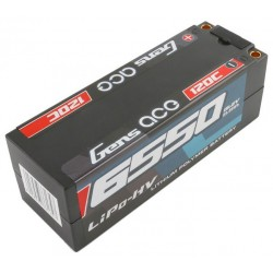 GENS ACE 15,2V 6550MAH  HIGH VOLTAGE 120C