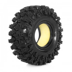 HOBBYTECH CRAWLER  CLIMBER SINGLE TYRES 121/45 (2PCS)
