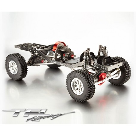 TFL RACING T-10 PRO SCALE CRAWLER CHASSIS LC70