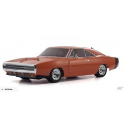 KYOSHO FAZER MK2 DODGE CHARGER 1970 OR 1:10 READYSET