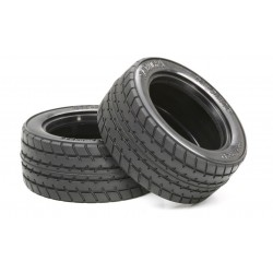 TAMIYA  M-CHASSIS 60D M-GRIP RADIAL TIRES (1 PAIR)