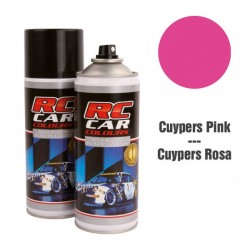 RC CAR COLOUR ROSA CUYPERS