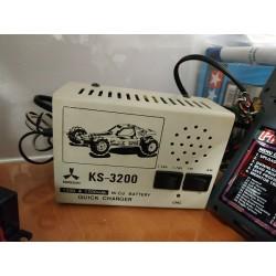 KINSON QUICK CHARGER NICD 7,2V-8,4V DC