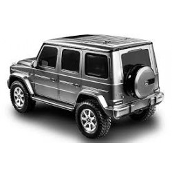TAMIYA CC02 MERCEDES BENZ G500 (GUN METAL PAINT)