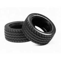 TAMIYA  M-CHASSIS 60D RADIAL TIRES (1 PAIR)