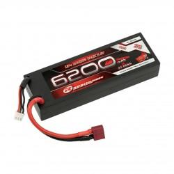 ROBITRONIC LIPO 7,4V 6200MAH 40C T-PLUG