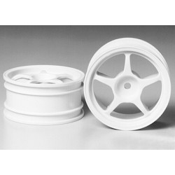 ONE-PIECE RACING SPOKE WHEELS