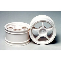ONE-PIECE WIDE RACING SPOKE WHEELS