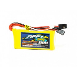 BATERIA LIFE ZIPPY 6, 6V 1100MAH IDEAL RX