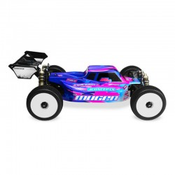 JCONCEPTS SILENCER (MBX8 ECO BODY CLEAR)