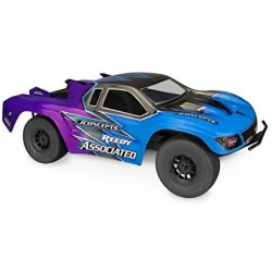JCONCEPTS HIGH-FLOW 2 SCT BODY CLEAR