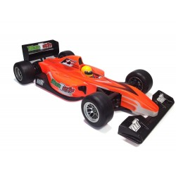 MONTECH F1 ELECTRIC CAR 1/10 F13 BODY CLEAR