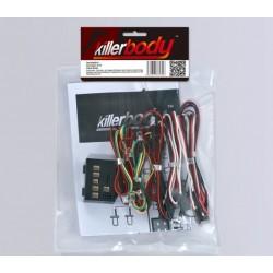 KILLERBODY LED LIGHT SET W/CONTROLLER BOX 12 LEDS