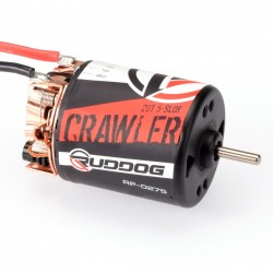 RUDDOG CRAWLER 20T 5-SLOT BRUSHED MOTOR