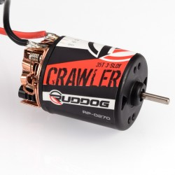RUDDOG CRAWLER 35T 3-SLOT BRUSHED MOTOR