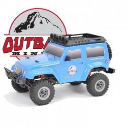FTX OUTBACK MINI 2.0 ALTO 1:24 READY-TO-RUN W/PARTS-BLUE