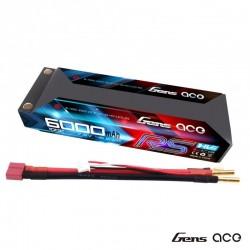 GENS-ACE HV 7,6V 6000MAH 120C RS  HARDCASE