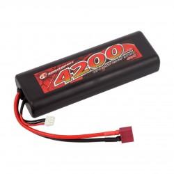 ROBITRONIC LIPO 7,4V 4200MAH STICK PACK T-PLUG
