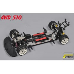 FG 1/5 4X4  KIT SPORTSLINE ELECTRIC 510E