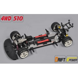FG 1/5 4X4  KIT DRIFT SPORTSLINE ELECTRIC 510E