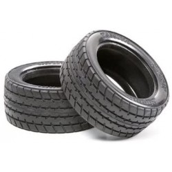 TAMIYA  M-CHASSIS 60D S-GRIP RADIAL TIRES (1 PAIR)