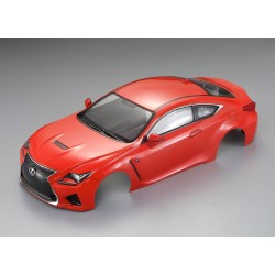 "KILLERBODY LEXUS RC ""ORANGE"" FINISHED BODY"