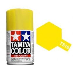 TAMIYA TS16 AMARILLO BRILLANTE
