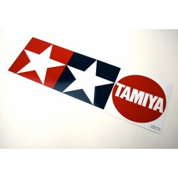 TAMIYA GP STICKER (MIDDLE SIZE)