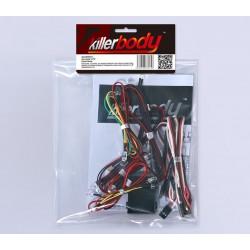 KILLERBODY LED LIGHT SET W/CONTROLLER BOX 18 LEDS