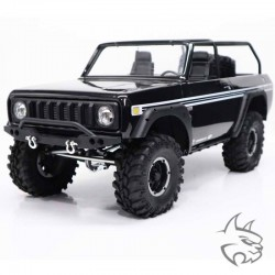 REDCAT RACING GEN8 AXE EDITION 1/10 SCALE BRUSHLESS SCALE CRAWLER - BLACK