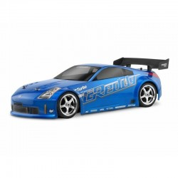 HPI NISSAN 350Z GREEDY TWIN TURBO BODY (200MM)