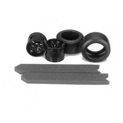 TAMIYA F1 FRONT REINFORCED SLICKS  TYPE A