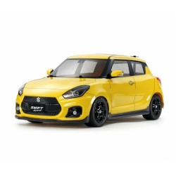 CARROCERIA TAMIYA SUZUKI SWIFT SPORT
