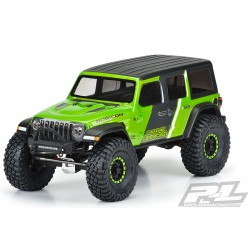 PROLINE JEEP WRANGLER JL UNLIMITED RUBICON CLEAR