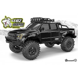 GMADE 1/10 GS02 KOMODO RTR DOUBLE CAB TS