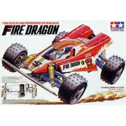 TAMIYA FIRE DRAGON