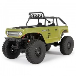 AXIAL SCX24 DEADBOLT ROCK CRAWLER 4WD RTR