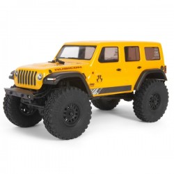 AXIAL SCX24 JEEP WRANGLER JLU CRC 4WD RTR