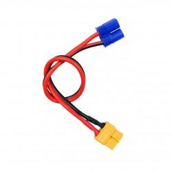 SKYRC CABLE DE CARGA DE XT60 A CONECTOR EC3