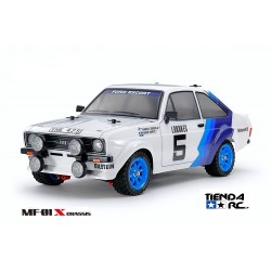 TAMIYA MF01X  FORD ESCORT MK.II RALLY (PAINTED BODY)